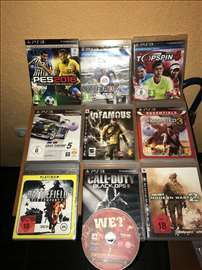 Original igre za Sony PlayStation 3
