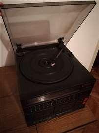 Gramofon, muzički stub