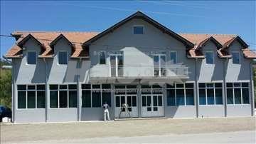Poslovna zgrada 500m2 za sve namene novogradnja