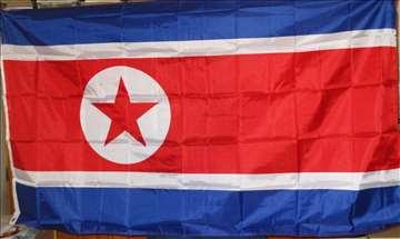 Zastava Severna Koreja