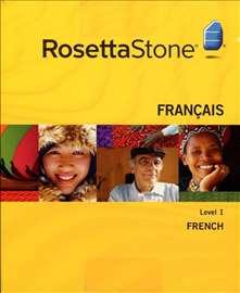 Rosetta Stone - francuski jezik, 5 nivoa