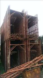 Građevinska skela brzomontažna