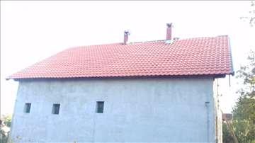 Krovovi, izgradnja i saniranje