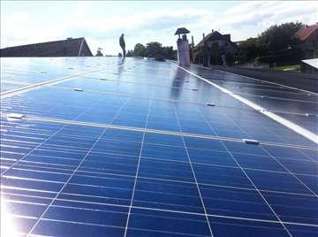 Solarni paneli i termalni kolektori