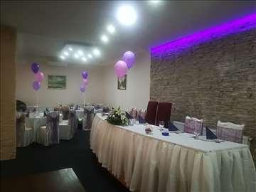 Sala za svečanosti, restoran Rezidencija