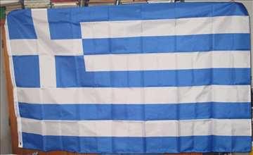 Zastava Grčka