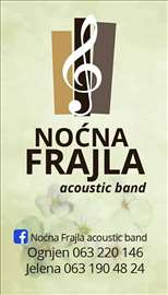 Akustičan bend Noćna frajla