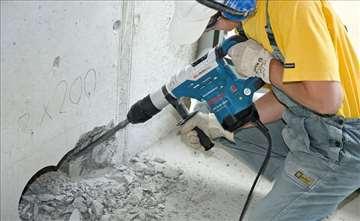 Bušenje i rušenje zidova - бушење и рушење зидова