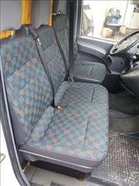 Sediste dvojka za Mercedes Vito W638