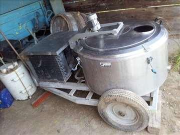 Laktofrizi za mleko 150-1600 litara