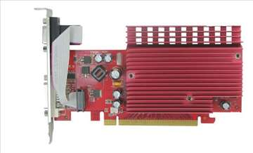 NVIDIA GeForce 8400GS PCI-E 256MB DDR2 TV-OUT DVI