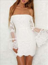 Elegantna čipkana top haljina sl.D