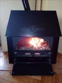 Kamin za etazno grejanje