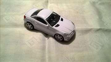 Rastar Mercedes Benz SLK 55 AMG, 1:43, China,nov b