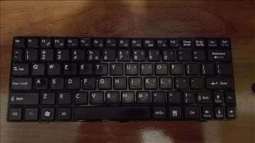 MSI U135 - Tastatura