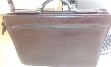 Poslovna kožna torba