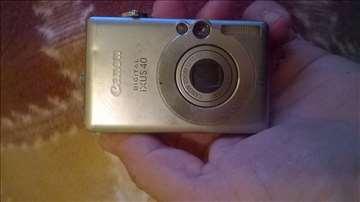 Canon Ixus 40 digitalni fotoaparat