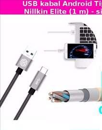 USB kabal Android Tip C Nillkin Elite (1 m)-više b