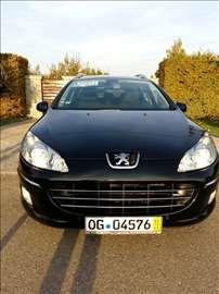 Peugeot 407 SW HDI Sport