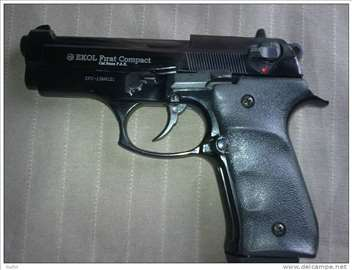 Startni pištolj Ekol Compact 9mm