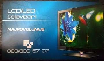 Najpovoljnije-Najsigurnije do LCD tv sa garancijom