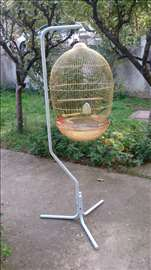 Zlatni kavez za ptice
