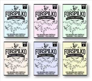 1200 Originalnih foršpila, Foršpilko