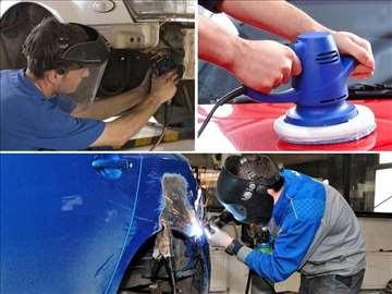 Farbarsko-limarske i mehaničarske usluge