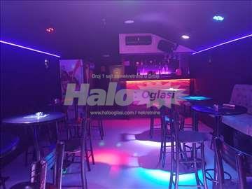 Klub u centru Beograda za žurke