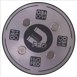 Kodirani disk za  energizaciju vode