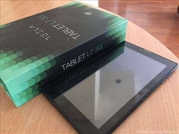 Prodajem polovan tablet Tesla L7 3G, dobro ocuvan