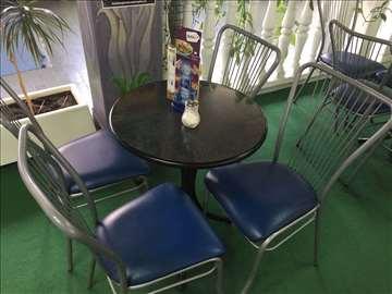 Stolice i stolovi plus ostalo