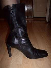 Kozne italijanske cizme boje br.41