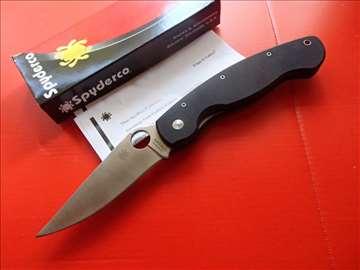 Spyderco Para, military nož, duži model