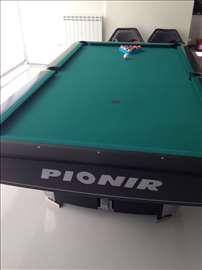 Bilijar sto PIONIR 9