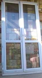 Prodajem PVC Portal ( balkonska vrata) petokomorni