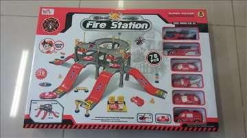 Parking garaža set igračka za decu