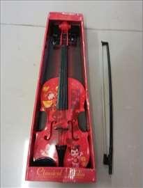 Violina igračka za decu