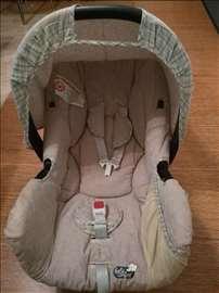 Autosedište za bebe 0+ -jaje bebe comfort