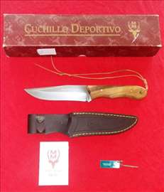 Lovacki nož  Muela Pioneer-14 OL
