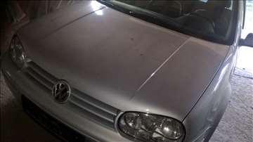 VW Golf IV 1.9 TDI STRANAC ODLIČAN!