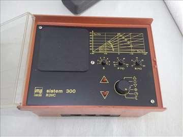 Elektromotorni mesni ventil IMP za 180°C i pogon