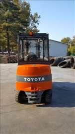 Elektroviljuškar Toyota 3t