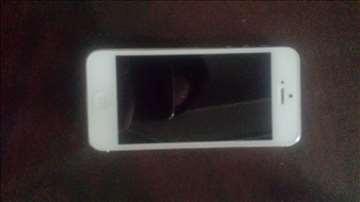 iPhone 5 16GB srebrni SIM free