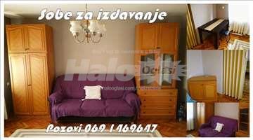 Izdajem sobe za studente Kragujevac