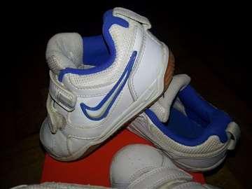 Nike, kožne patike za dečake, br. 25