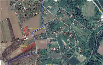 Poljoprivredno zemljište na prodaju, Petrovaradin