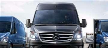 Remont kardana Mercedes Sprinter i Vito