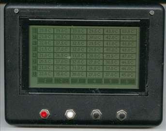 Silotermometar za merenje temperature u silosu