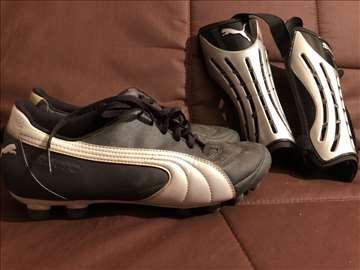 Adidas kopačke i štitnici
